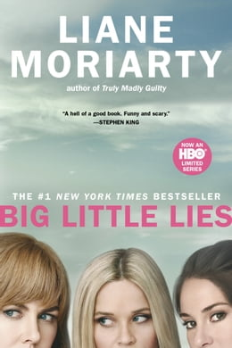 Book Big Little Lies by Liane Moriarty