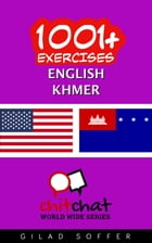 1001+ Exercises English - Khmer by Gilad Soffer