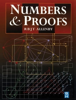 Book Numbers and Proofs by Allenby, Reg