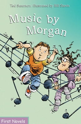 Book Music By Morgan by Ted Staunton