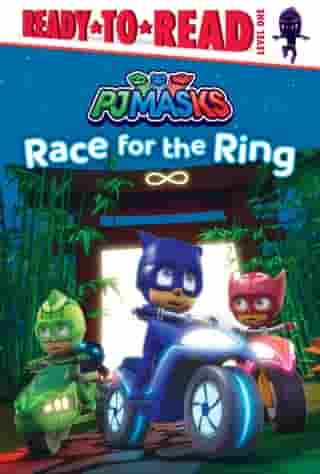 Race for the Ring by Delphine Finnegan