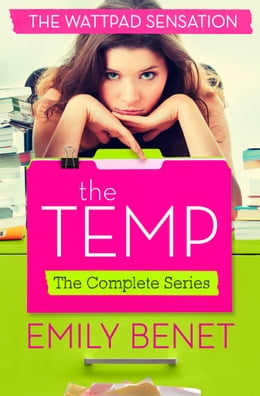 Book The Temp by Emily Benet