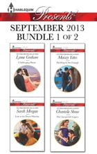 Harlequin Presents September 2013 - Bundle 1 of 2: Challenging Dante\Lost to the Desert Warrior\His…