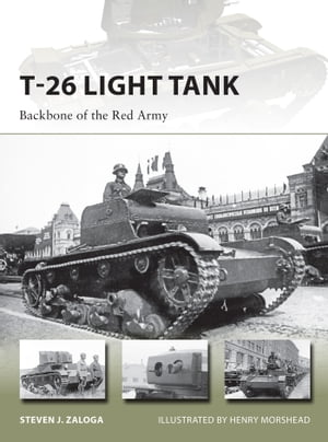 T-26 Light Tank Backbone of the Red Army