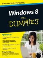 Windows 8 para Dummies by Andy Rathbone