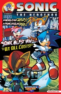 Sonic the Hedgehog #247