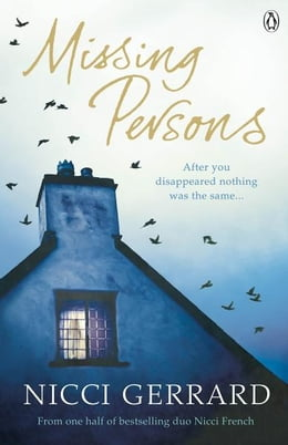 Book Missing Persons by Nicci Gerrard