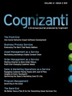 Cognizanti Journal - December 2011 Issue: December 2011 issue of the bi-annual journal produced by…