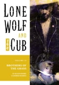 Lone Wolf and Cub Volume 15: Brothers of the Grass 1414e706-2746-4a68-88cd-8dd5573c7a6a