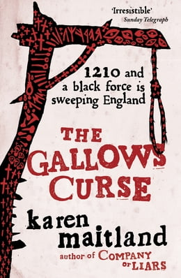 Book The Gallows Curse by Karen Maitland
