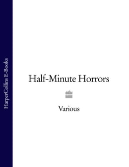 Book Half-Minute Horrors by Various