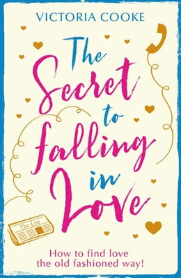 Book The Secret to Falling in Love by Victoria Cooke