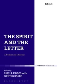 The Spirit and the Letter: A Tradition and a Reversal