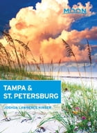 Moon Tampa & St. Petersburg by Joshua Lawrence Kinser