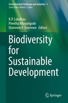Biodiversity for Sustainable Development