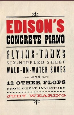"""Book Edison""""s Concrete Piano by Judy Wearing"""