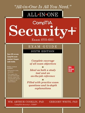 CompTIA Security+ All-in-One Exam Guide, Sixth Edition (Exam SY0-601)) by Wm. Arthur Conklin