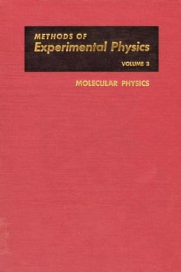 Book Molecular Physics by Williams, Dudley