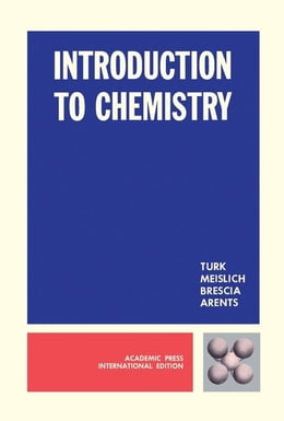 Book Introduction to Chemistry by Turk, Amos
