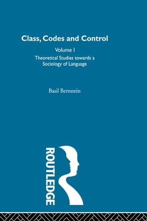 Theoretical Studies Towards a Sociology of Language