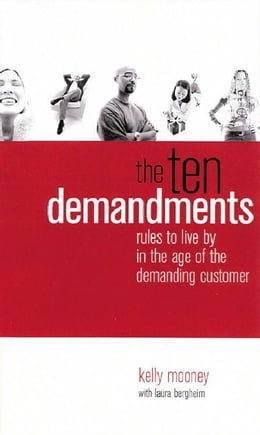 Book The Ten Demandments by Mooney, P. Kelly