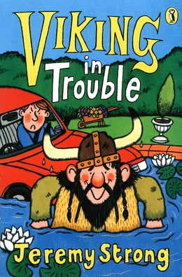 Book Viking in Trouble by Jeremy Strong