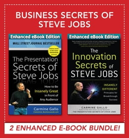 Book Business Secrets of Steve Jobs: Business Secrets of Steve Jobs: Presentation Secrets and Innovation… by Carmine Gallo