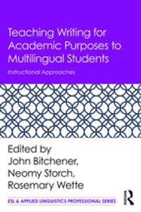 Teaching Writing for Academic Purposes to Multilingual Students