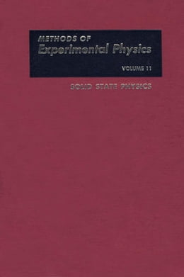 Book Solid State Physics by Coleman, R. V.