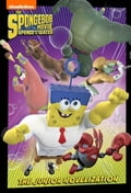 SpongeBob Movie: Sponge Out of Water Junior Novel (The SpongeBob Movie: Sponge Out of Water in 3D) 947fa605-c2d4-4b38-bba9-056206cc118d