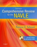 Saunders Comprehensive Review of the NAVLE - E-Book by Patricia Schenck, DVM, PhD