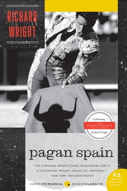 Book Pagan Spain by Richard Wright