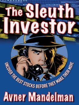 Book The Sleuth Investor: Uncover the Best Stocks Before They make Their Move by Mandelman, Avner