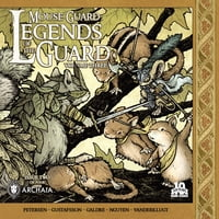 Mouse Guard Legends of the Guard Vol. 3 #2 (of 4)