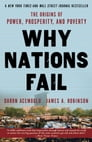 Why Nations Fail Cover Image