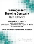 Narragansett Brewing Company: Build a Brewery by Matthew J. Drake
