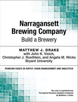 Book Narragansett Brewing Company: Build a Brewery by Matthew J. Drake