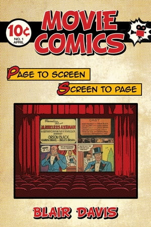 Movie Comics Page to Screen/Screen to Page