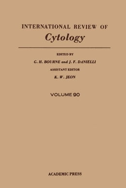 Book INTERNATIONAL REVIEW OF CYTOLOGY V90 by Bourne, G.H.
