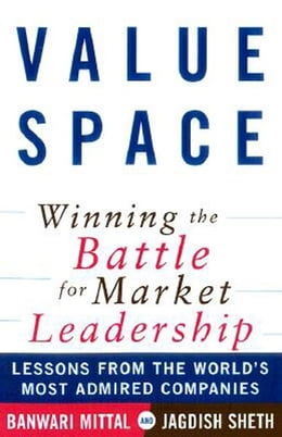 Book ValueSpace: Winning the Battle for Market Leadership by Mittal, Banwari