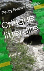 Critique littéraire by Percy Bysshe Shelley