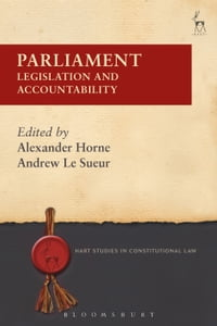 Parliament: Legislation and Accountability