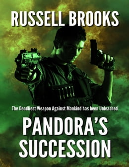 Book Pandora's Succession: An International Spy Thriller by Russell Brooks