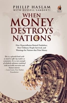 Book When Money Destroys Nations by Philip Haslam