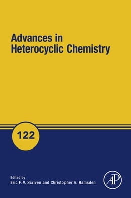 Book Advances in Heterocyclic Chemistry by Eric Scriven