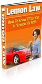 Lemon Law by INSTANT DOWNLOADS
