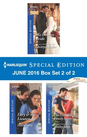 Harlequin Special Edition June 2016 - Box Set 2 of 2: An Anthology by Christyne Butler