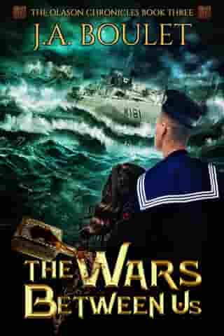 The Wars Between Us by J. A. Boulet