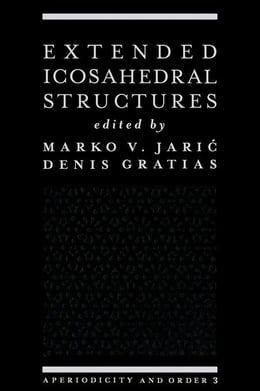 Book Extended Icosahedral Structures by Jaric, Marko V.
