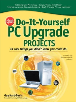 Book CNET Do-It-Yourself PC Upgrade Projects by Hart-Davis, Guy